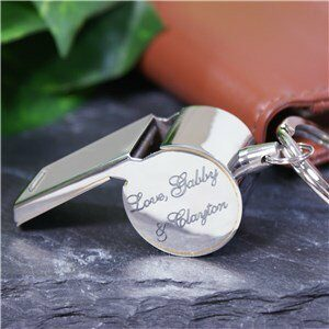 1 Dad Personalized Whistle
