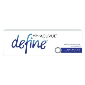 1-Day Acuvue Define 30Pk 1-Day Acuvue Define Accent 30 pack - 1.0 Box