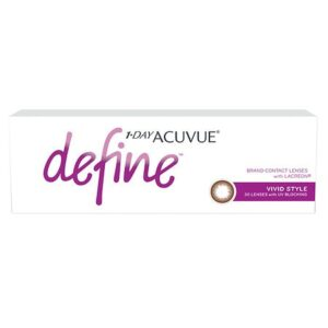 1-Day Acuvue Define 30Pk 1-Day Acuvue Define Vivid 30 pack - 1.0 Box