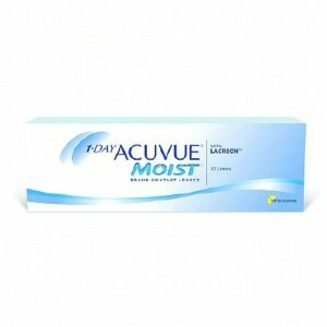 1-Day Acuvue Moist 30 Pk 1-Day Acuvue Moist 30 pack - 1.0 Box