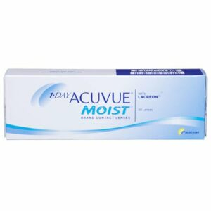 1-Day Acuvue Moist 30PK Contact Lenses