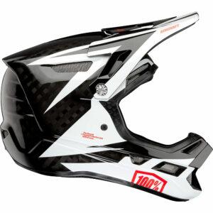 100% Aircraft Carbon MIPS Helmet - XS - Ltd Red