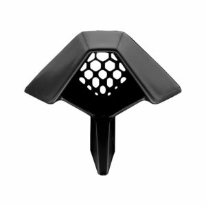 100% Aircraft Replacement Mouthpiece - Black