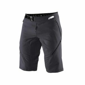 100% Airmatic Shorts - 38 - Charcoal