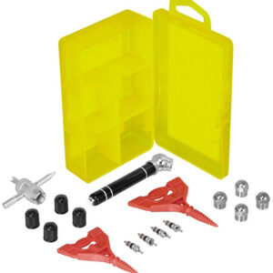 16 Piece Plug & Go Tire Repair Kit