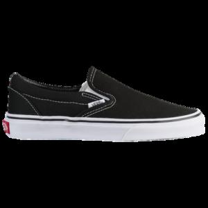 20th Century Fox Boys Vans Classic Slip On - Boys' Grade School Shoes Black Size 04.0