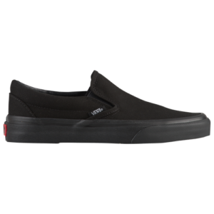 20th Century Fox Boys Vans Classic Slip On - Boys' Grade School Shoes Black/Black Size 05.5