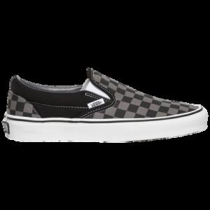 20th Century Fox Boys Vans Classic Slip On - Boys' Grade School Shoes Black/Pewter Size 05.0