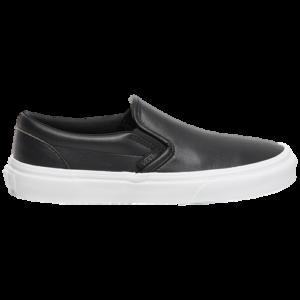 20th Century Fox Boys Vans Classic Slip On - Boys' Grade School Shoes Black/White Size 04.5