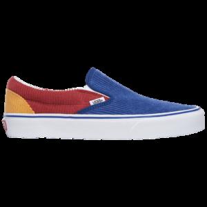 20th Century Fox Boys Vans Classic Slip On - Boys' Grade School Shoes Blue/Red/Yellow Size 04.0