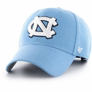 '47 Men's University of North Carolina MVP Cap Light Blue - NCAA Men's Caps at Academy Sports