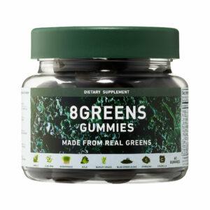 8Greens Gummies Dietary Supplement 60 Gummies
