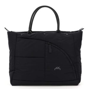 A COLD WALL PADDED ZIP TOTE BAG OS Black Technical