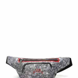 A COLD WALL STONE BODY BAG OS Grey, Red, Black Technical