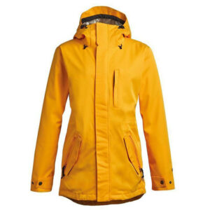 Airblaster Nicolette Jacket - Womens Sungold Md