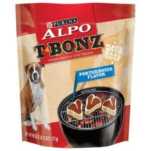 Alpo T-Bonz Porterhouse Dog Treats Porterhouse - 45.0 oz