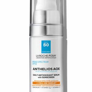 Anthelios AOX Antioxidant Serum with SPF 50 Sunscreen