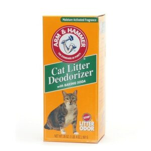 Arm & Hammer Cat Litter Deodorizer with Baking Soda - 20.0 oz