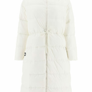 BACON CLOUD GIANT DOWN JACKET L White Technical