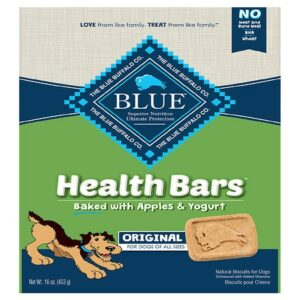 Blue Buffalo Health Bars for Dogs Apple & Yogurt - 16.0 oz