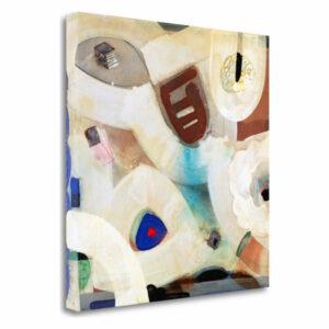 """Brain Freeze 1"" by Aleah Koury, Fine Art Giclee Print On Gallery Wrap"