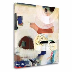"""Brain Freeze 2"" by Aleah Koury, Fine Art Giclee Print on Wrap Canvas,"