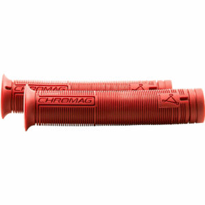 Chromag Wax Grips - 150mm - Red