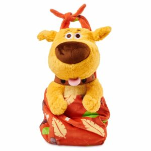 Disney Babies Dug Plush in Pouch Up Small 10''