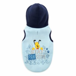 Disney Dogs Hoodie for Dogs Blue