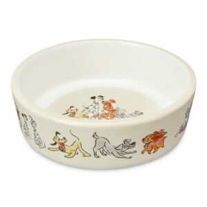 Disney Dogs Pet Dish