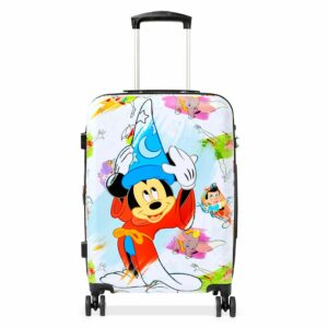 Disney Ink & Paint Rolling Luggage Small 21''