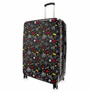 Disney Parks Rolling Luggage Large 28''