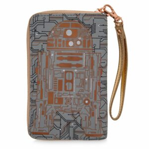 Droid Circuitry Light-Up Wristlet Phone Case Star Wars: Galaxy's Edge Official shopDisney