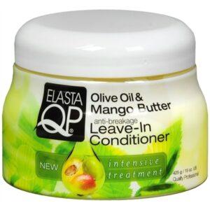Elasta QP Olive Oil Mango Butter Conditioner - 15.0 oz