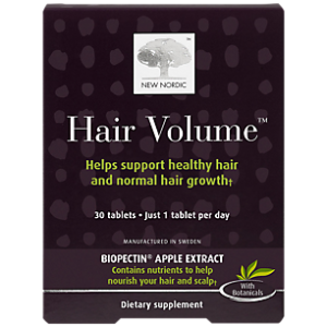 Hair Volume with Apple Extract (30 Tablets)