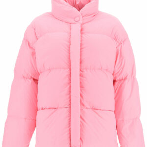 IENKI IENKI CLOUD DOWN JACKET XS Pink Technical