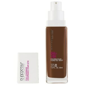 Maybelline SuperStay Full Coverage Liquid Foundation Makeup - 1.0 fl oz
