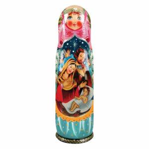 Nativity Bottle Holder