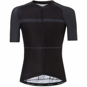 Oakley Colorblock Road Jersey 2018 - XXL - Blackout