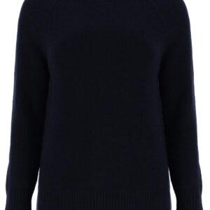 'S MAX MARA COMO CASHMERE SWEATER XS Blue Cashmere