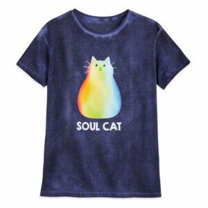 ''Soul Cat'' T-Shirt for Women Soul Official shopDisney