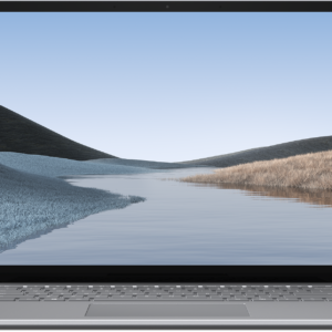 Surface Laptop 3 for Business - 15 inch, Platinum (Metal), Intel Core i5, 16GB, 256GB