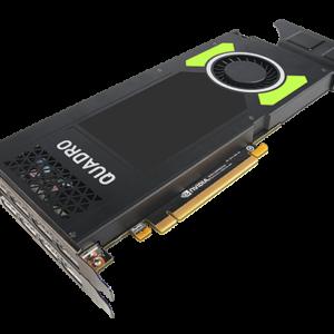 ThinkStation Nvidia Quadro P4000 8GB GDDR5 DP * 4 Graphics Card with Short Extender