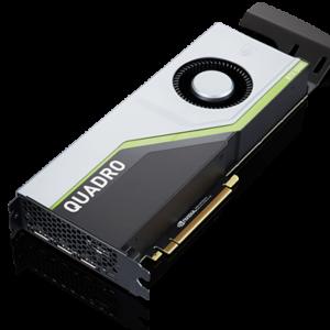 ThinkStation Nvidia Quadro RTX5000 16GB GDDR6 Graphics Card with Long Extender