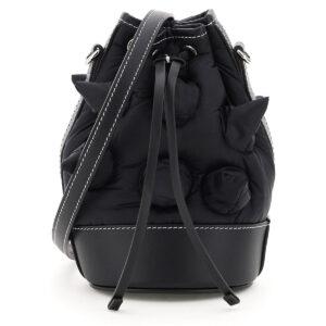 1 MONCLER JW ANDERSON CRITTER MONCLER GENIUS 1 BUCKET BAG OS Black Technical