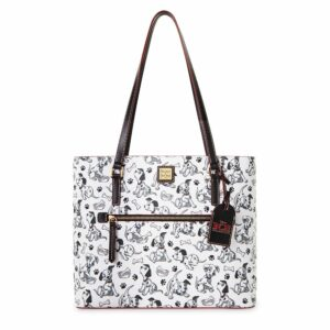 101 Dalmatians Dooney & Bourke Shopper Tote Official shopDisney