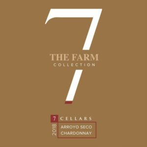 7Cellars 2018 Farm Collection Chardonnay - White Wine