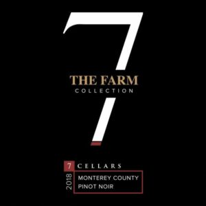 7Cellars 2018 Farm Collection Pinot Noir - Red Wine