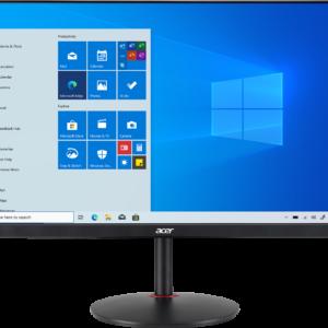 """Acer Nitro XV240Y Pbmiiprx 23.8"""" 165Hz Gaming Monitor"""