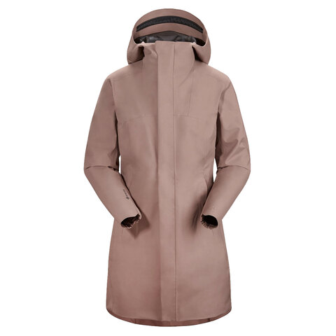 Arc'teryx Codetta Coat - Women's Jute Lg